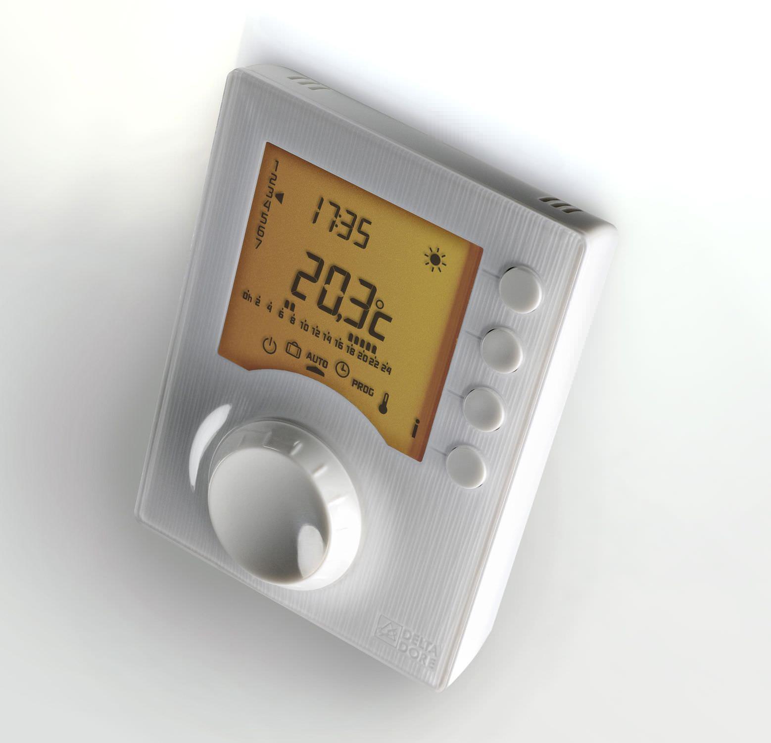 El termostato bapesa for Termostato analogico calefaccion