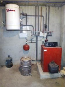 CALDERA GAS-OIL
