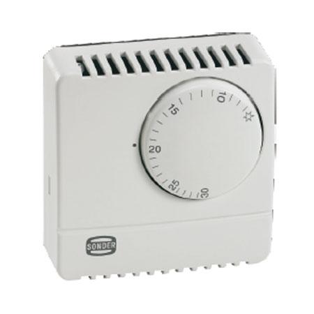 Ahorrar en calefacci n termostato bapesa - Termostato para calefaccion ...