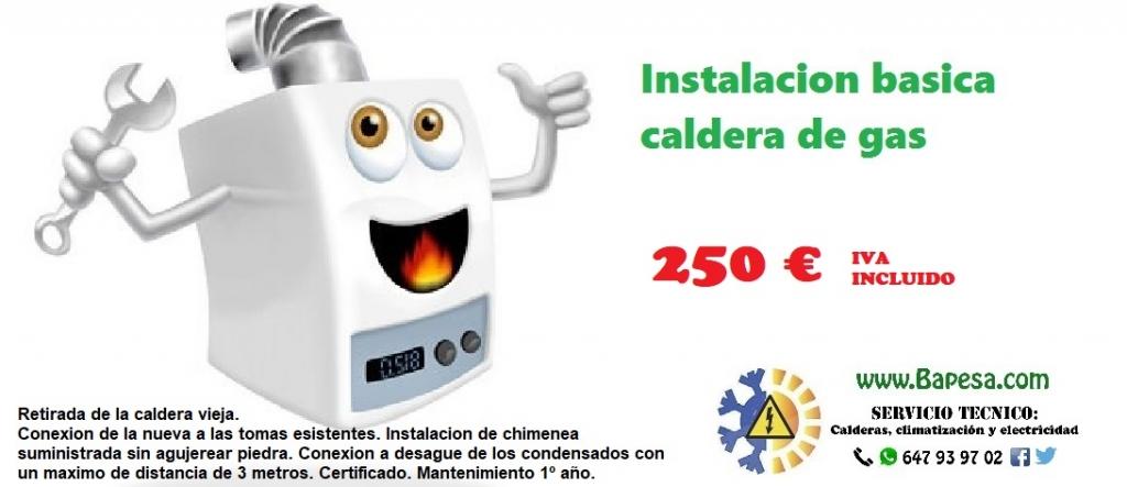Precio de calderas de gas simple excellent amazing - Calderas de gas precios ...