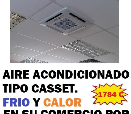 AIRE ACONDICIONDO TIPO CSSET